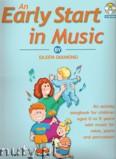 Okładka: Diamond Eileen, An Early Start In Music