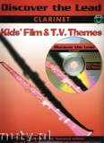Ok�adka: , Kids' Film And T.V. Themes For Clarinet