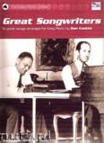 Ok�adka: Coates Dan, Great Songwriters