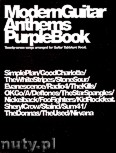 Ok�adka: R�ni, Modern Guitar Anthems Purple Book