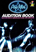 Ok�adka: Thompson Jo, Pop Idol: Audition Book