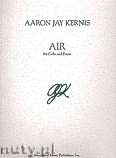 Okładka: Kernis Aaron, Air