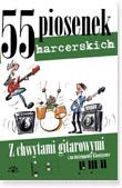 Okładka: Miętus Maciej, 55 piosenek harcerskich
