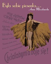 Okładka: Mieszkowska Anna, Była sobie piosenka