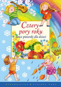 Okładka: , Cztery pory roku. Płyta CD gratis