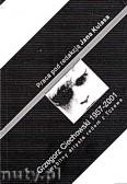 Ok�adka: Kulas Jan, Grzegorz Ciechowski 1957-2001. Wybitny artysta rodem z Tczewa