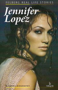 Okładka: Wolański Ryszard, Jennifer Lopez - Biography