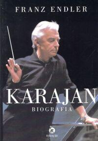 Okładka: Endler Franz, Karajan. Biografia