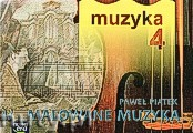 Okładka: Piątek Paweł, Malowane muzyką 4. Podręcznik