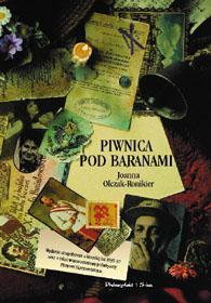 Ok�adka: Olczak-Ronikier Joanna, Piwnica Pod Baranami