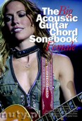 Ok�adka: Broadbent Jason, Moon Frank, The Big Acoustic Guitar Chord Songbook Female