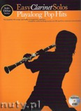 Ok�adka: , Easy Clarinet Solos: Playalong Pop Hits