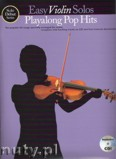 Okładka: , Playalong Pop Hits for Violin (+ CD)