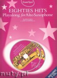 Ok�adka: , Guest Spot: Eighties Playalong Hits for Alto Saxophone (Book and 2CDs)