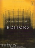 Ok�adka: Editors, An End Has A Start