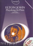 Okładka: John Elton, Guest Spot: Elton John Playalong For Flute