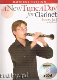 Ok�adka: Bennett Ned, A New Tune A Day: Clarinet - Books 1 And 2