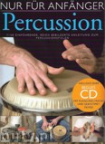 Ok�adka: Schomerus Hilko, Nur Fur Anf�nger - Percussion (Book And CD)