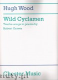 Okładka: Wood Hugh, Wild Cyclamen - Twelve songs to poems by Robert Graves, Op.49