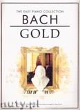 Okładka: Bach Johann Sebastian, The Easy Piano Collection: Bach Gold