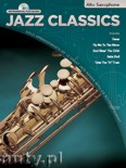 Ok�adka: , Jazz Classics for Alto Saxophone (+ CD)