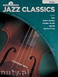 Okładka: , Jazz Classics for Violin