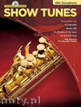Okładka: , Show Tunes for Alto Saxophone (+ CD)