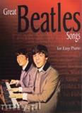 Okładka: Beatles The, Great Beatles Songs For Easy Piano