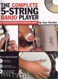 Ok�adka: Trischka Tony, The Complete 5-String Banjo Player