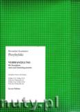 Okładka: Przybylski Bronisław Kazimierz, Verwandlung na Saksofon i 2 kwartety smyczkowe