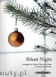 Okładka: Gruber Franz Xavier, Silent Night