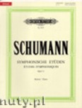 Ok�adka: Schumann Robert, Etudes Symphoniques, Op. 13