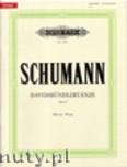 Okładka: Schumann Robert, Davidsbündlertänze Op. 6 für Klavier