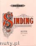 Okładka: Sinding Christian, Suite in A minor, Op. 10