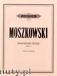 Ok�adka: Moszkowski Maurycy, Spanish Dances Op.12
