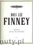 Ok�adka: Finney Ross Lee, Sonata Quasi Una Fantasia