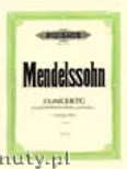 Ok�adka: Mendelssohn-Bartholdy Feliks, Concerto in E minor for Violin and Orchestra, Op. 64