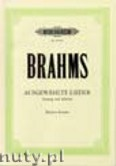 Okładka: Brahms Johannes, 30 Selected Songs for Medium Voice and Piano