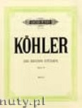 Ok�adka: K�hler Louis, The First Studies Op. 50