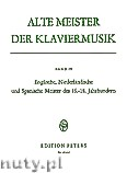 Ok�adka: , Old Masters of the Keyboard, English, Netherlands and Spanish Masters, Vol. 4