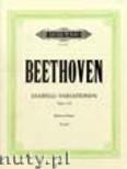 Okładka: Beethoven Ludwig van, Diabelli Variations, Op. 120