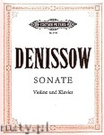 Ok�adka: Denissow Edison, Sonata for Violin and Piano