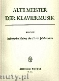 Ok�adka: , Old Masters of the Keyboard, Italian Masters, Vol. 3