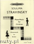Ok�adka: Stravinsky Soulima, Piano Music for Children, Vol. 2
