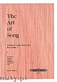Okładka: , The Art of Song, Selected Songs for Grade 7