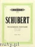 Ok�adka: Schubert Franz, Wanderer Fantasy in C Op. 15 / D760 for Piano