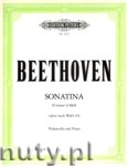 Ok�adka: Beethoven Ludwig van, Sonatina in D minor