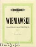 Ok�adka: Wieniawski Henryk, Deux Mazurkas caract�ristiques pour violon et piano, op. 19