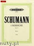 Ok�adka: Schumann Robert, 4 Marches Op. 76 for Piano