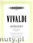 Ok�adka: Vivaldi Antonio, Violin Concerto in A